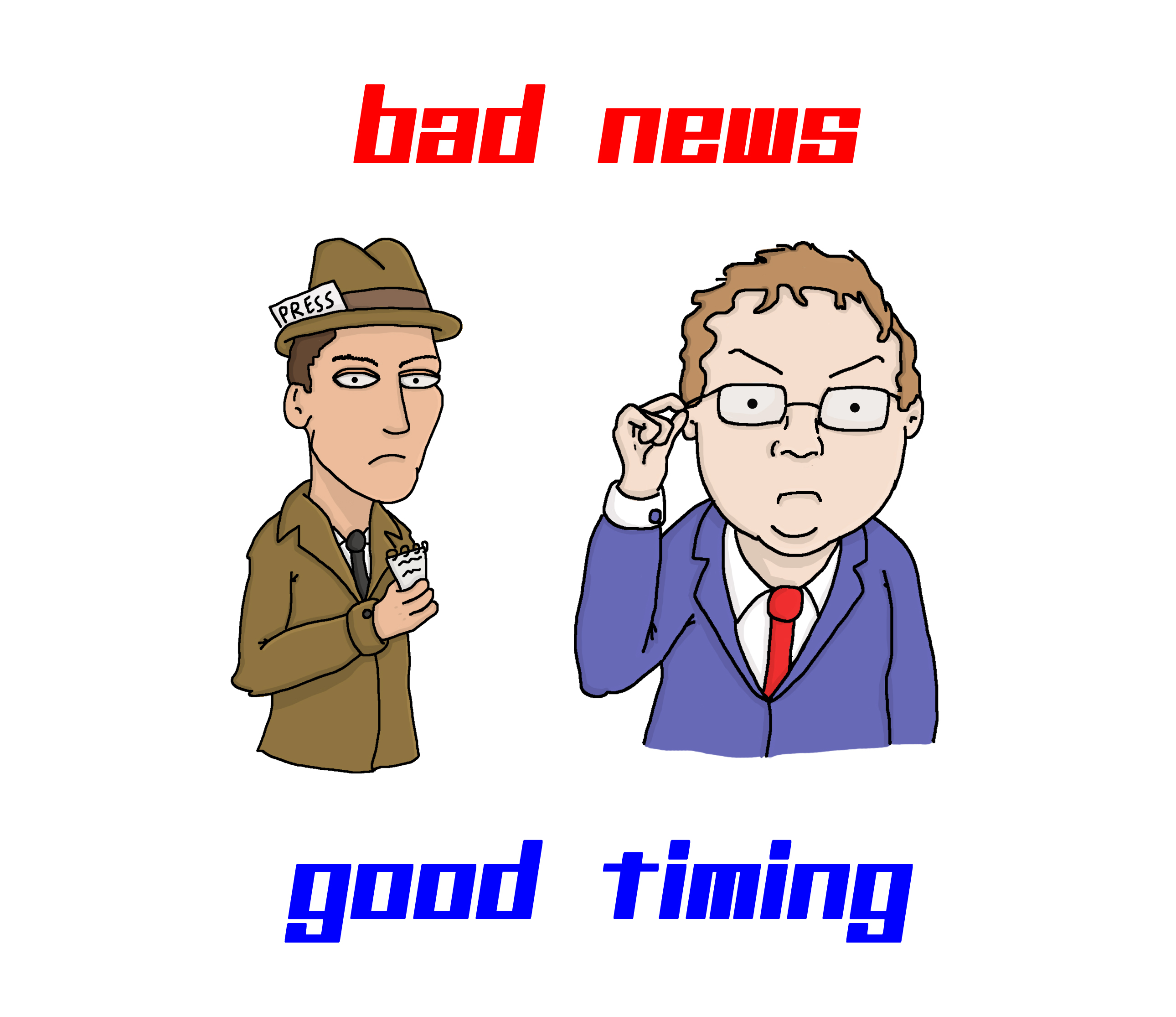 Bad News/Good Timing
